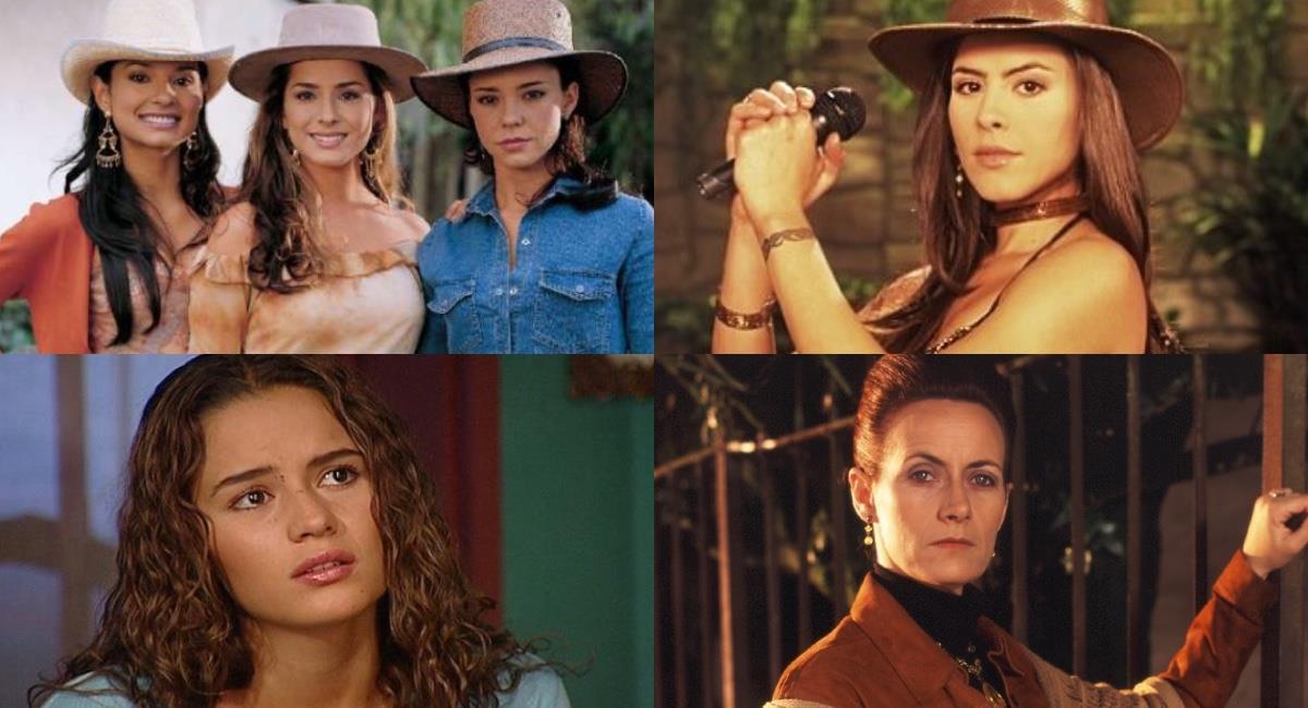Las actrices siguen encantando a sus fanáticos en la actualidad. Foto: Caracol TV.