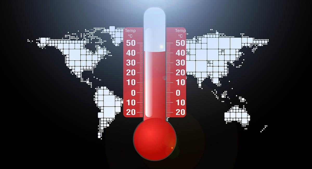 El clima se ha visto beneficiado por la cuarentena mundial. Foto: Pixabay