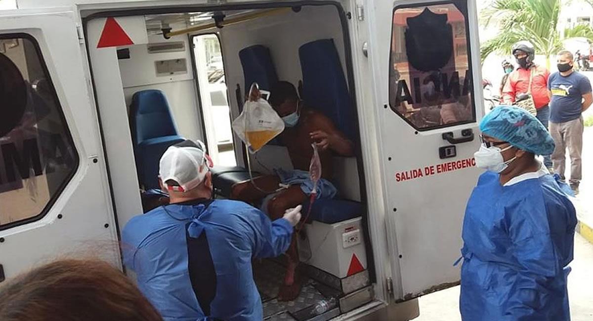Perecen otros heridos del camión cisterna de Tasajera, ya suman 21