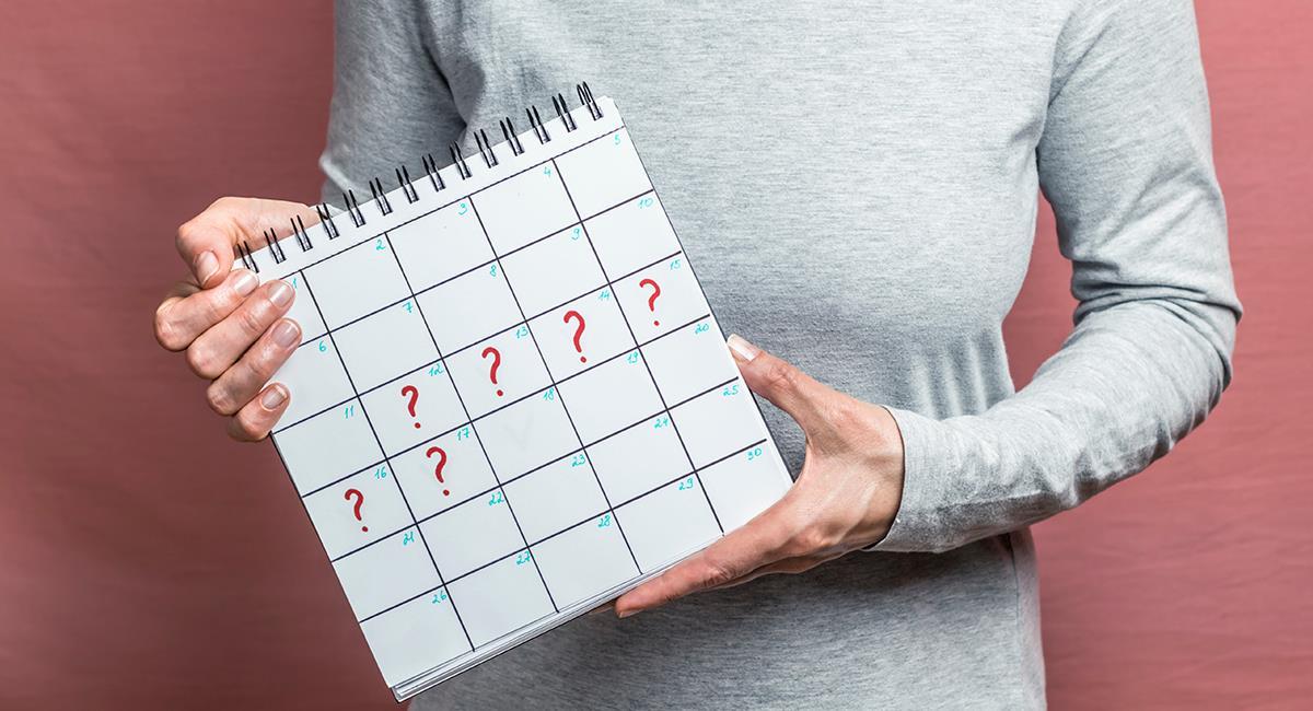 Trucos naturales para mujeres con ciclo menstrual irregular. Foto: Shutterstock
