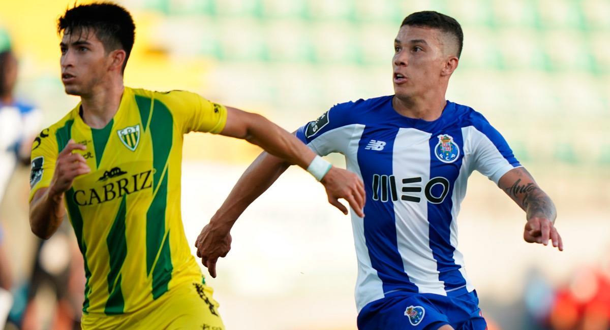 Porto, con Mateus y Lucho Díaz, se sigue acercando al título
