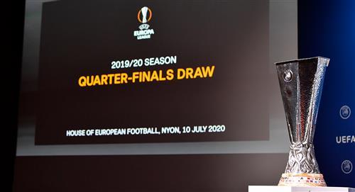 La Europa League también sorteó su fase final