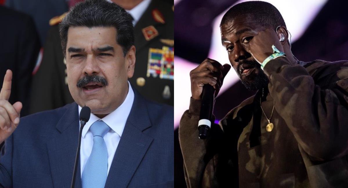 El vergonzoso momento que pasó Maduro al intentar decir el nombre de Kanye West