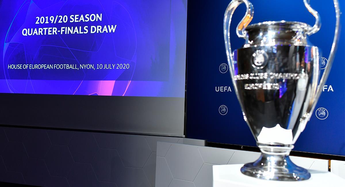 La Champions League definirá a su campeón en agosto. Foto: EFE