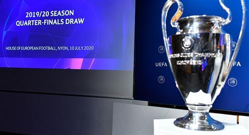 Así quedó el sorteo de la Champions League 2019/2020