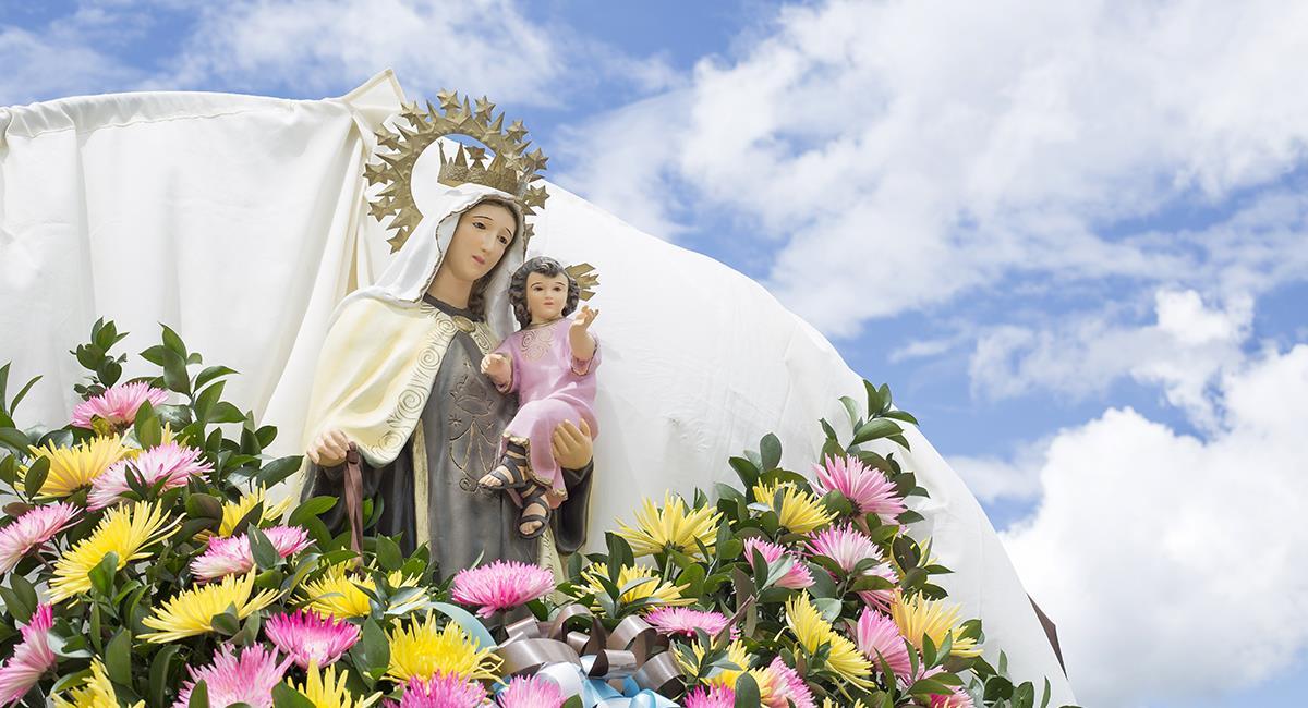 ¿Por qué es venerada la Virgen del Carmen en Colombia?