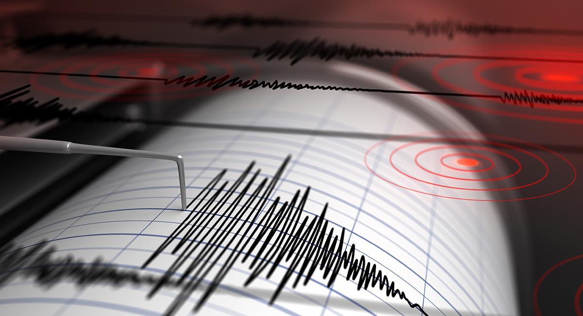 Temblor de magnitud 4.7 en Los Santos, Santander. Foto: Shutterstock