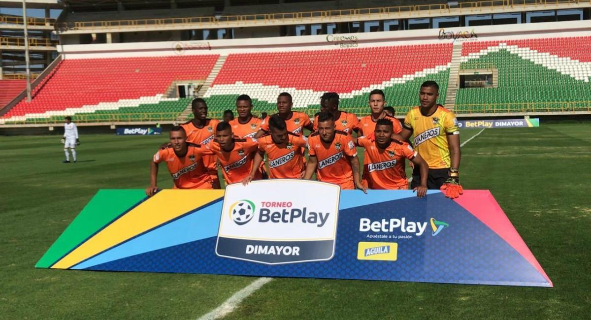 Panteras FC sería el nuevo equipo del FPC. Foto: Twitter prensa redes Llaneros