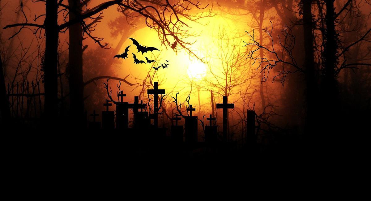 Vidente grabó la aparición de fantasmas en un cementerio. Foto: Pixabay