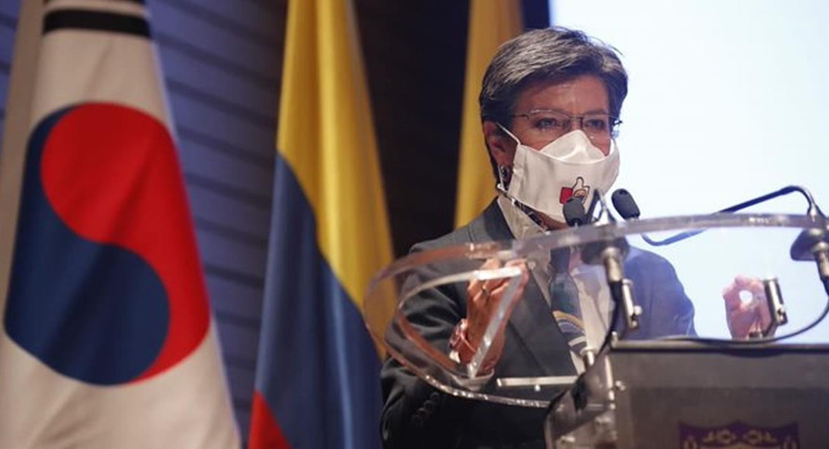 """""""No entramos en el debate politiquero"""": Duque a Claudia López"""