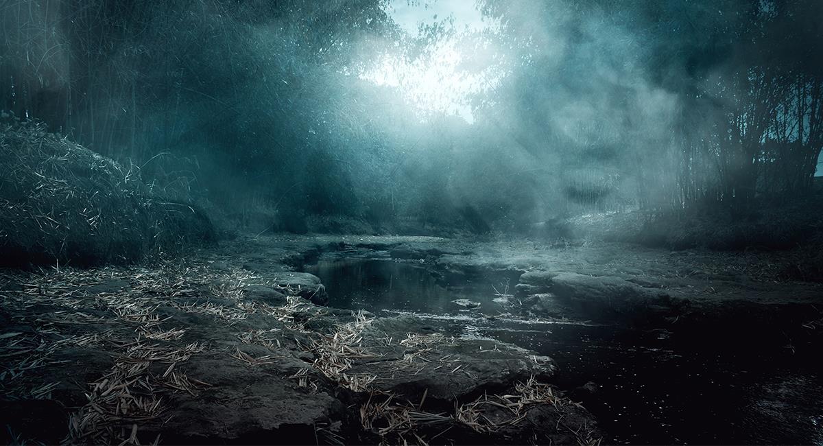 Esta es la leyenda tolimense del Mohán. Foto: Shutterstock
