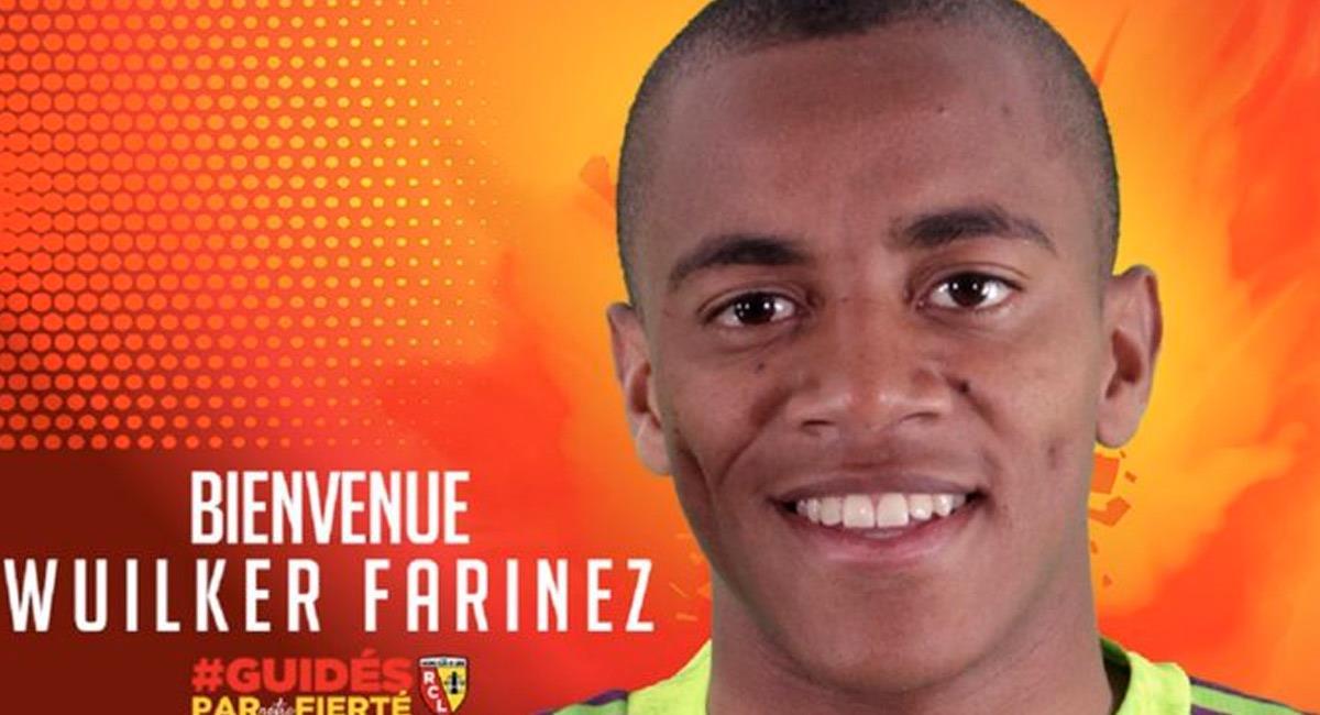 Wuilker Faríñez atajará en el fútbol francés. Foto: Prensa Lens