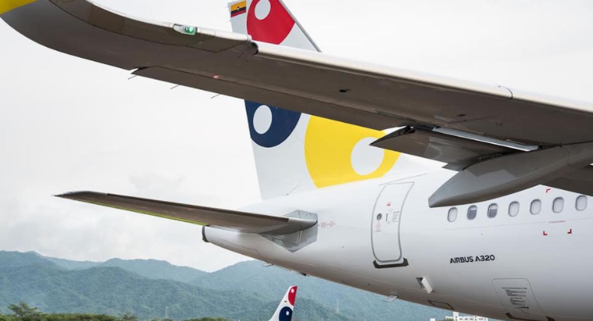 Las aerolíneas esperan que se pueda volar a partir del 1 de septiembre en el país. Foto: VivaAir.com