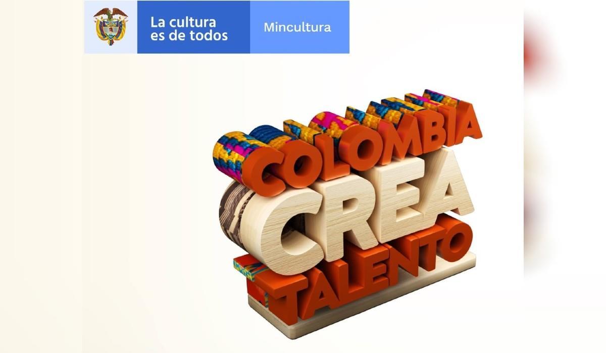 Gran concierto nacional virtual 'Colombia Crea Talento'. Foto: Instagram