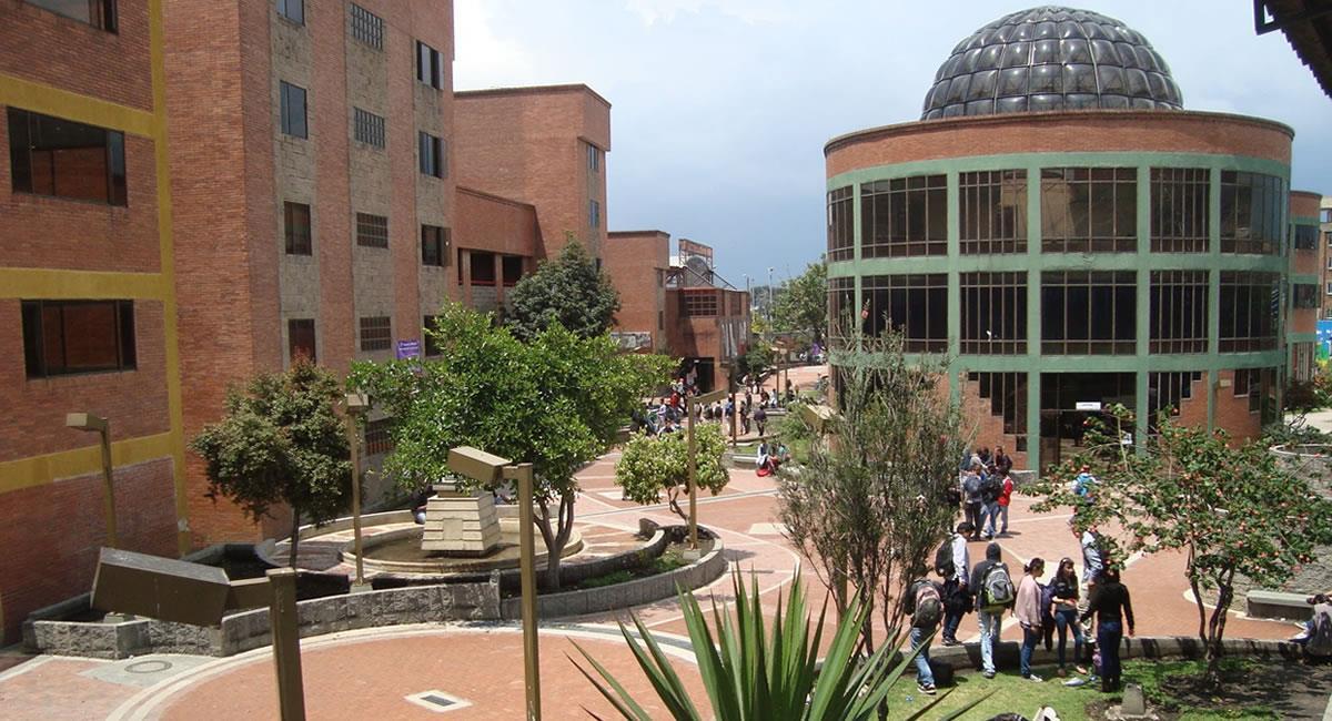 La decisión aprobada ha generado controversia ya que el dinero salió de la misma Universidad. Foto: Bogota.gov.co