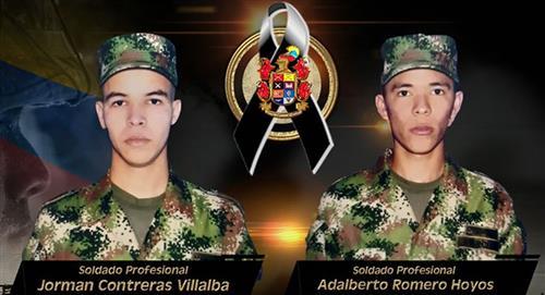 Dos soldados fallecieron y ocho quedaron heridos tras ataque del ELN