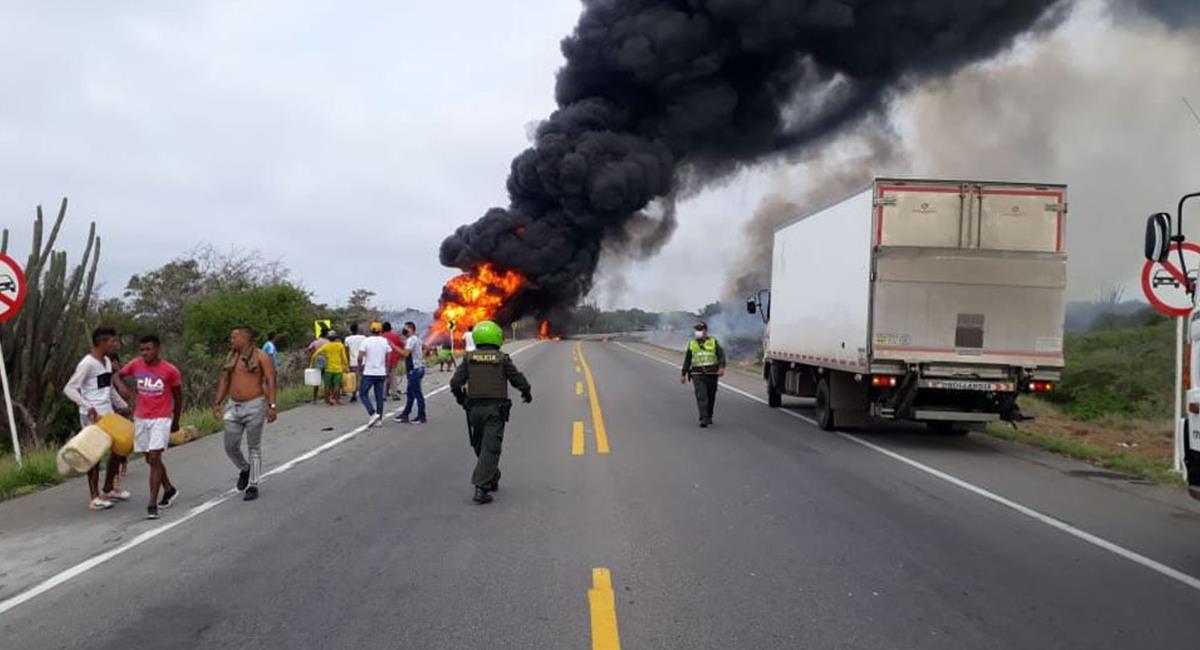 Preparan demanda contra el Estado por tragedia de Tasajera. Foto: Twitter @JoseGranadosF