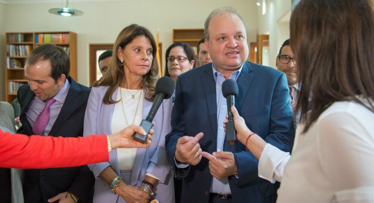 Jorge Vélez solicitó millonaria indemnización. Foto: Twitter Prensa redes Dimayor