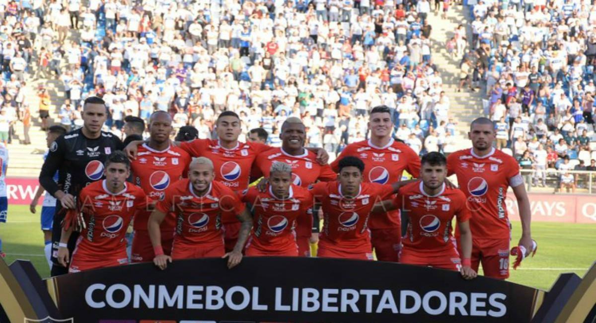 Regresa la Copa Libertadores. Foto: Twitter Prensa redes América de Cali.