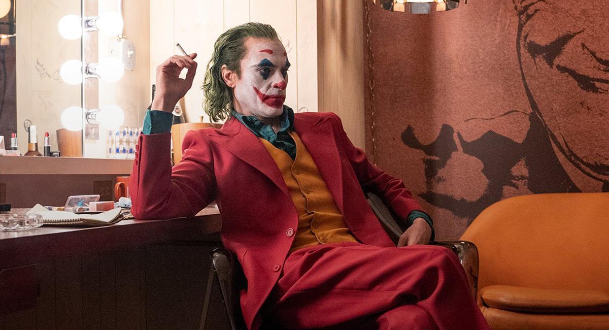 Joaquin Phoenix ganó el Premio Oscar por su interpretación del 'Joker'. Foto: Twitter @jokermovie