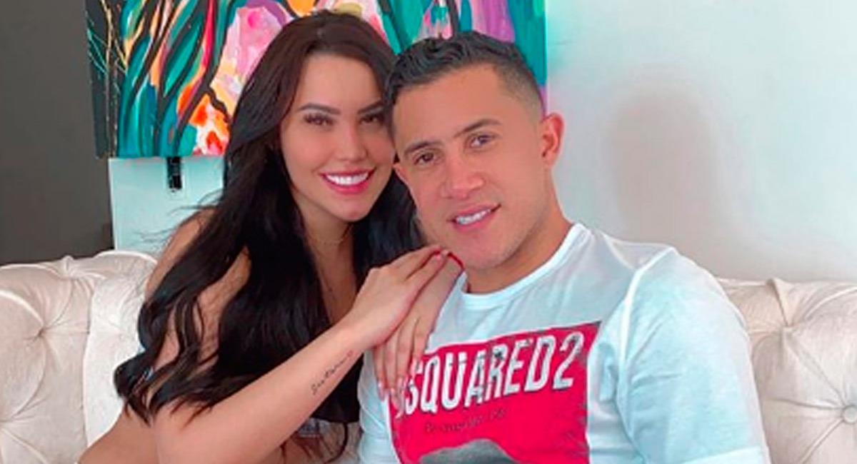 Michael Ortega tiene nuevo amor, y no es Ana del Castillo. Foto: Perfil oficial Instagram @michaelortegad