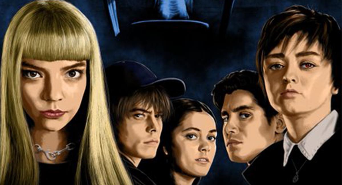 """""""The New Mutants""""  hace parte del universo de """"X-Men"""". Foto: Twitter @NewMutantsFilm"""
