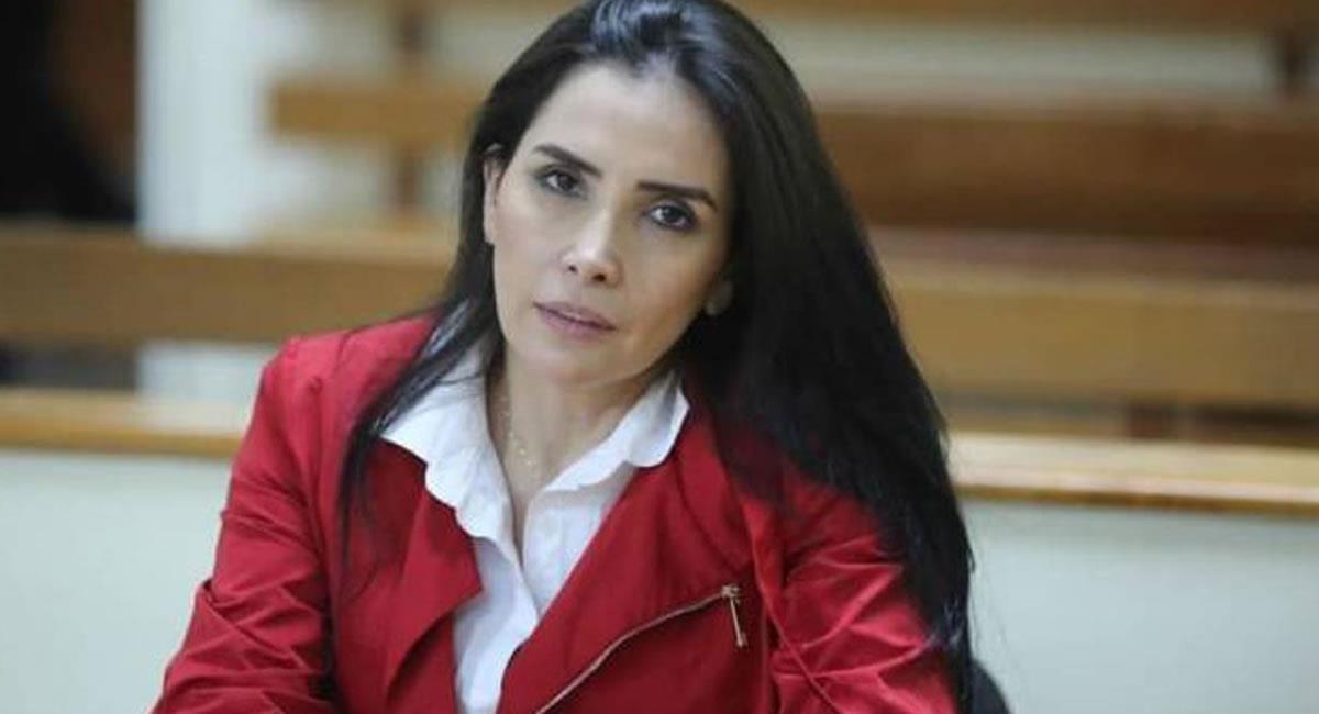 La congresista Soledad Tamayo debió haber salido del 'curul' de Merlano desde mayo del 2019. Foto: EFE
