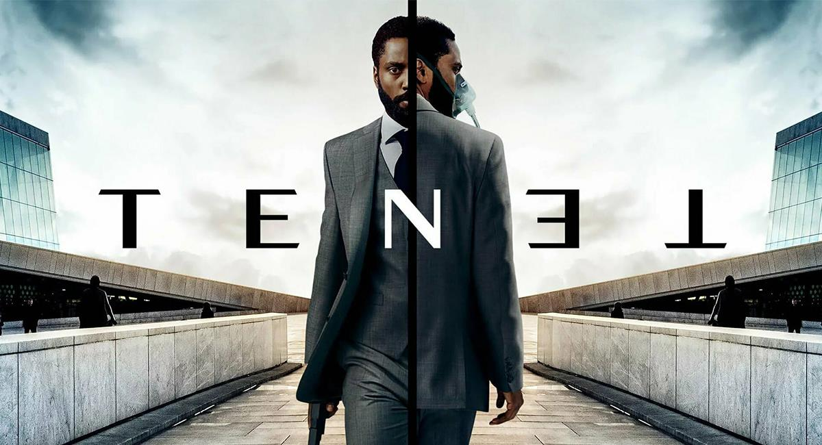 """Tenet"" será el primer estreno de Hollywood tras la pandemia del coronavirus. Foto: Twitter @TENETFilm"