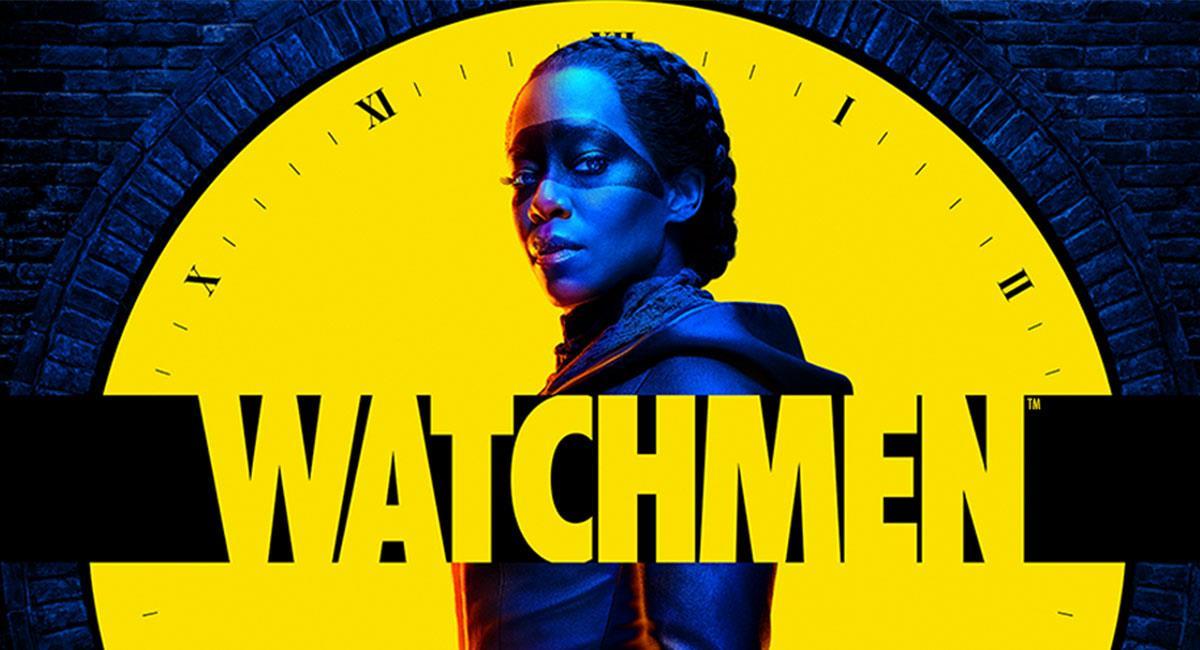 """""""Watchmen"""" es la gran candidata en los Premios Emmy 2020. Foto: Twitter @watchmen"""