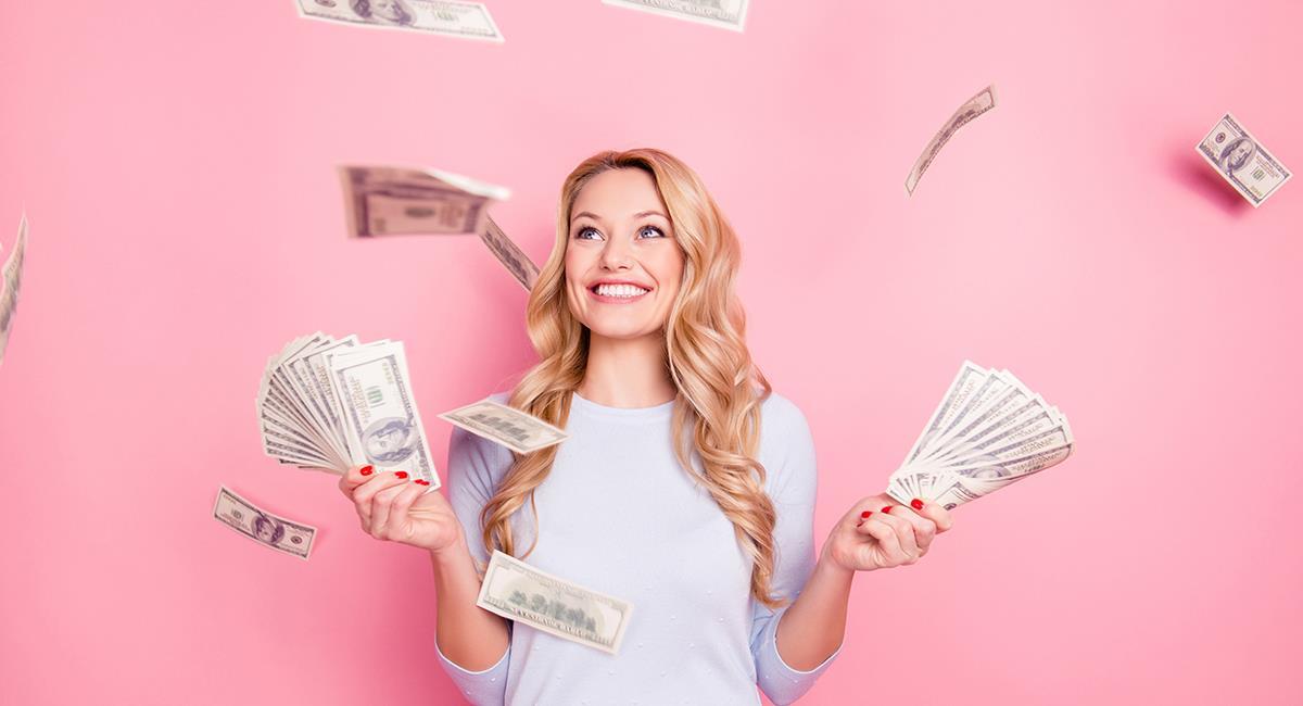¿Qué pasa si ves dinero en tus sueños?. Foto: Shutterstock