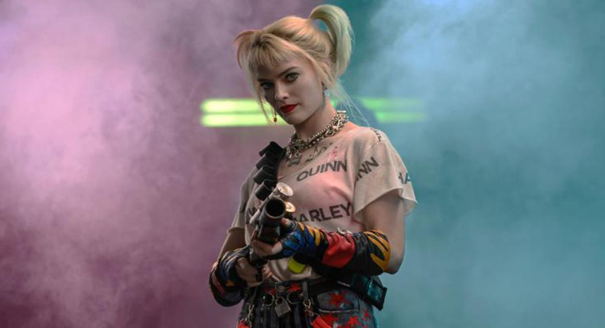 Margott Robbie fue quien se encargó de personificar a Harley Quinn. Foto: Twitter @birdsofpreywb