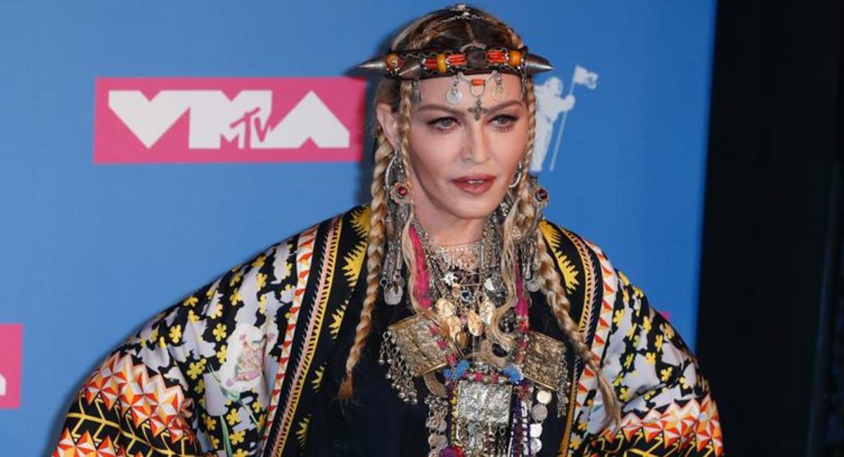 """La cantante cree que se trata de un virus """"conspirativo"""". Foto: EFE"""