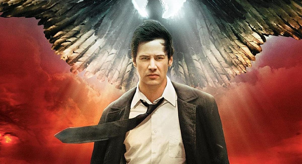 """""""Constantine"""" cumplió 15 años de su estreno. Foto: Twitter @warnerbros"""