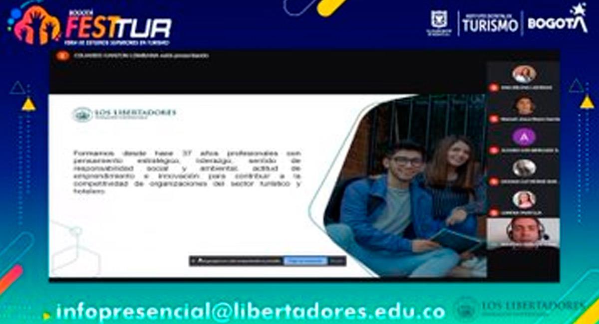 Festtur es una nueva estrategia de la Alcaldía de Bogotá. Foto: Prensa Alcaldía de Bogotá - IDT