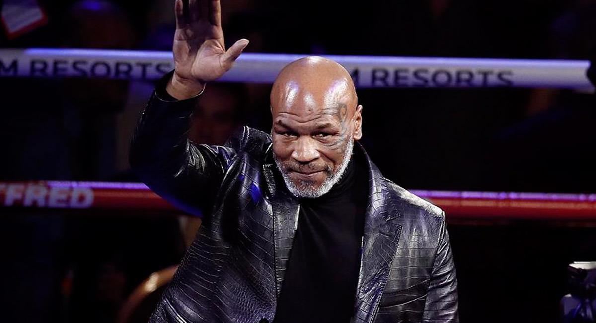 Tyson regresará próximamente a los rings de boxeo. Foto: EFE