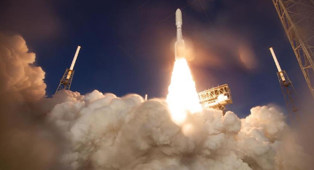 A 200.000 kilómetros viaja el rover 'Perseverance' a acoplarse al Mars2020. Foto: EFE