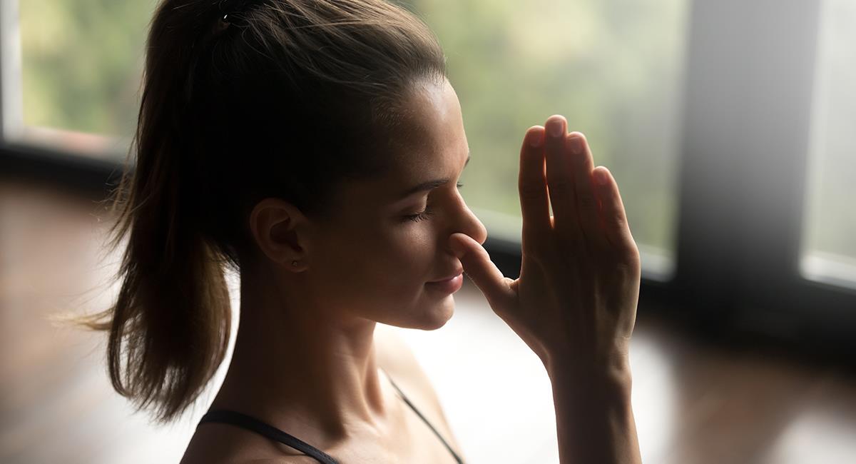 Ejercicios de Pranayama para combatir la ansiedad. Foto: Shutterstock
