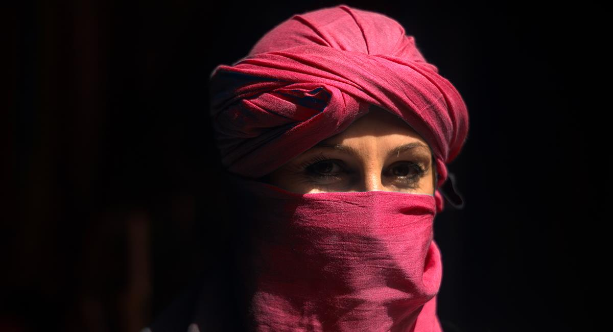 En Afganistán es deshonroso y hasta un insulto que las mujeres digan su nombre. Foto: Shutterstock
