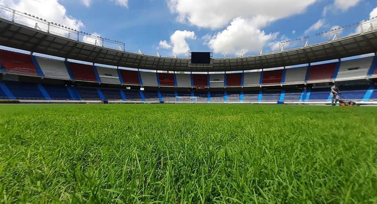 Renuevan la casa de la Selección Colombia. Foto: EFE