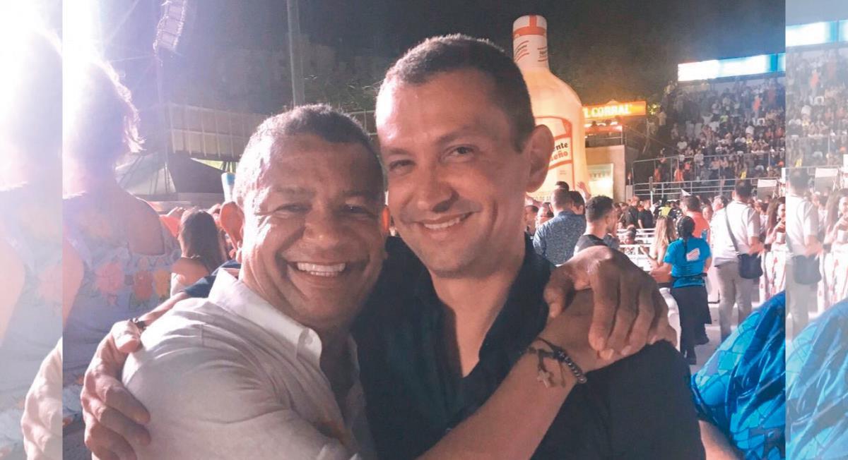 Emilio Tapia volverá a prisión. Foto: Twitter @EmelRojasC