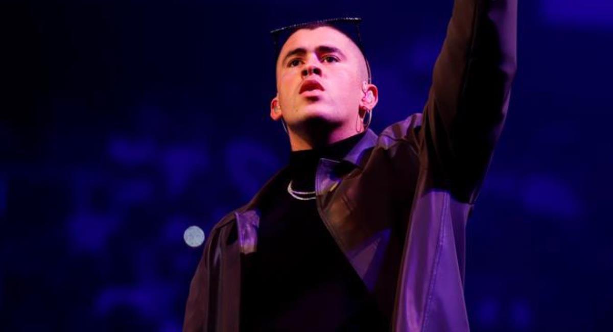 El artista ha batido récords que muchos otros artistas latinos no han logrado. Foto: EFE