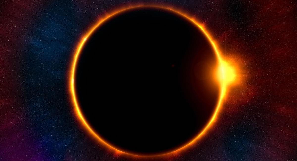 El próximo evento solar será el 14 de diciembre de este año, no en agosto. Foto: Pixabay