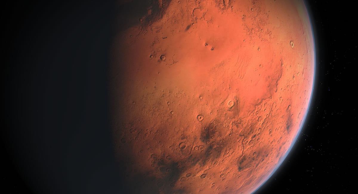 Más detalles sobre la existencia del agua en Marte, sorprenden a la comunidad científica. Foto: Pixabay