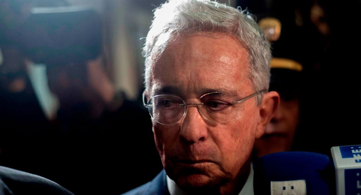 Álvaro Uribe Vélez, presidente de Colombia (2002-2010). Foto: EFE