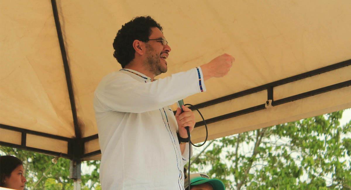 Iván Cepeda, senador por el Polo Democrático. Foto: Flickr