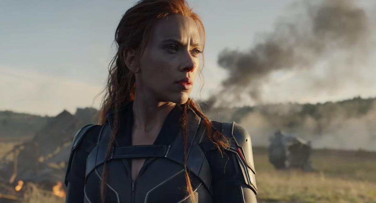 """""""Black Widow"""" se estrenaría en cines en noviembre de 2020. Foto: Twitter @theblackwidow"""