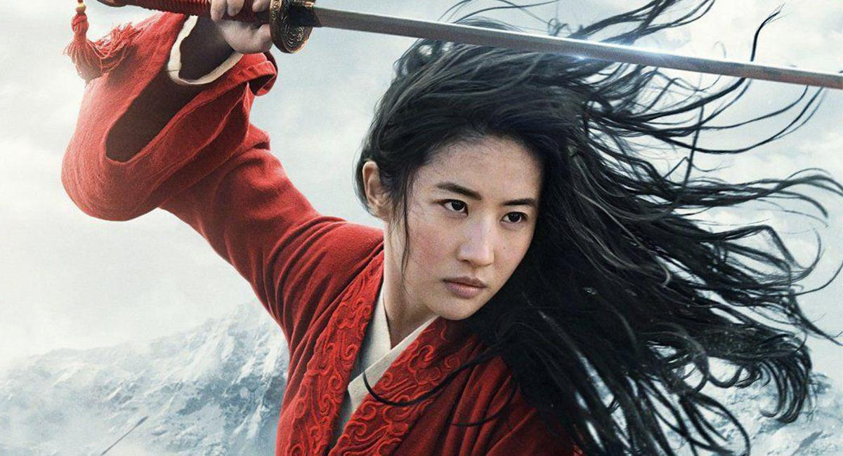 """""""Mulan"""" fue una de las películas más afectadas por el COVID-19. Foto: Twitter @DisneysMulan"""