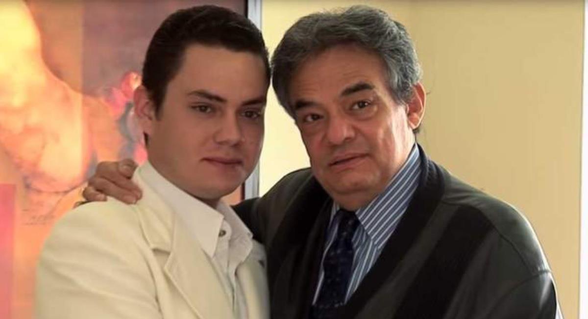 La novela sobre el parentesco entre José José y Manuel José, continúa. Foto: Instagram @manueljoseoficial.