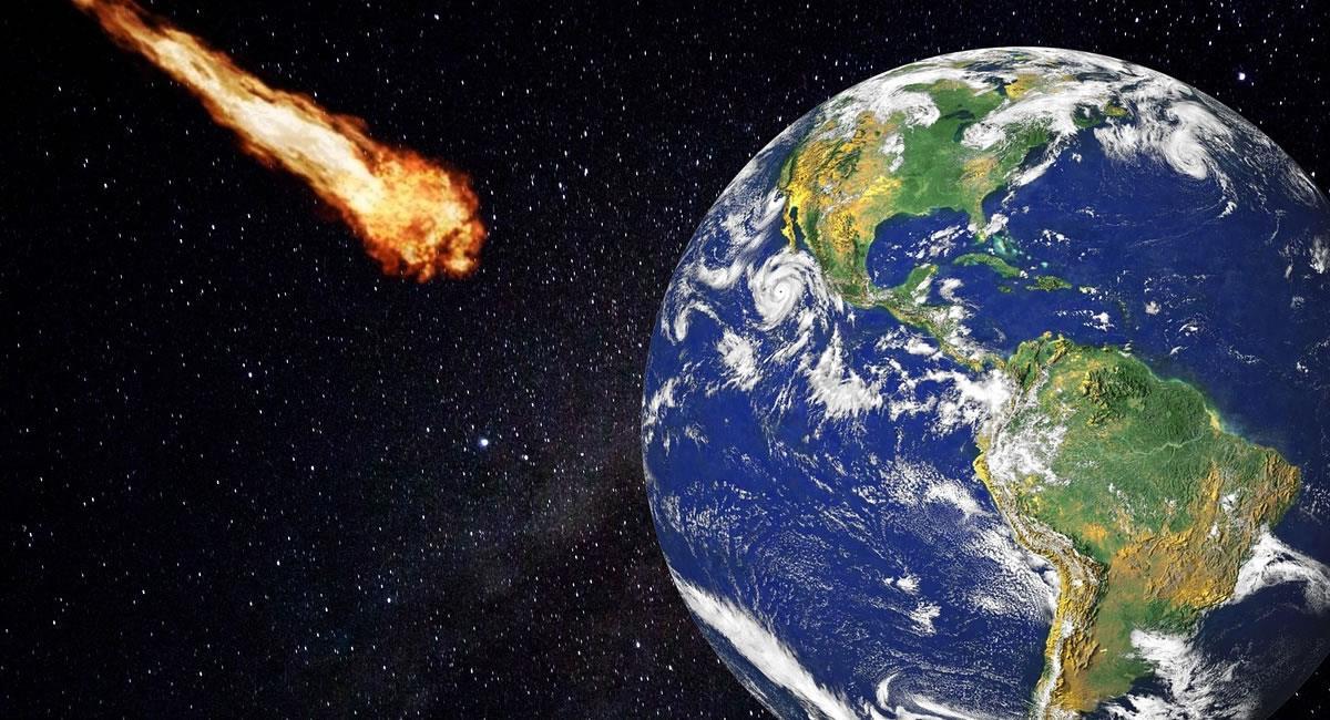 Son varias, las 'rocas espaciales' que se acercarán a la órbita terrestre. Foto: Pixabay
