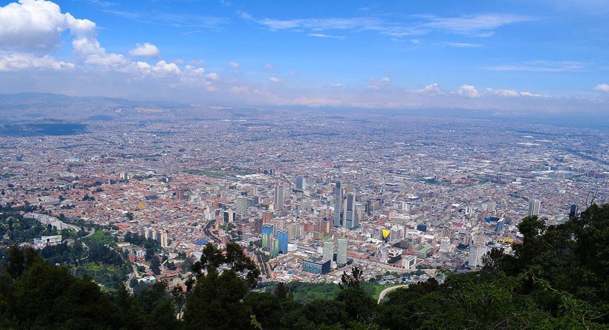 Bogotá es una de las principales ciudades del continente. Foto: Pixabay Andrés Martínez